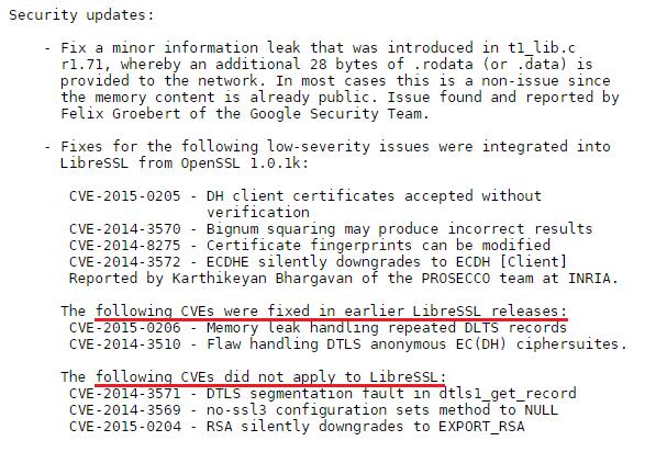 扔掉OpenSSL,拥抱LibreSSL——远离心脏出血与溺亡| 灰蓝时光